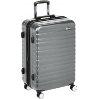 Wholesale 210D Polyester Built In TSA Lock Hardside Spinner Luggage from china suppliers