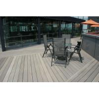 Wholesale Flexible WPC Composite Decking Patio WPC Construction Decking from china suppliers
