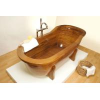 Buy cheap Sanitary Wares Solid Wood Bath Tub from wholesalers