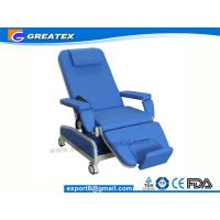 Wholesale Movable Sick Dialysis Medical Chair Equipment With PU Cover High Density Mattress from china suppliers