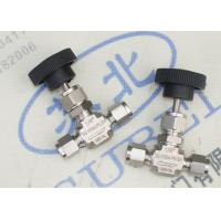 Buy cheap Die forging Cutting ferrule grooved piping system needle valve for pulp paper making from wholesalers