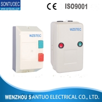 Buy cheap IEC947 Magnetic Starters With Thermal Overload , Electrical Power Motor Starter DOL from wholesalers