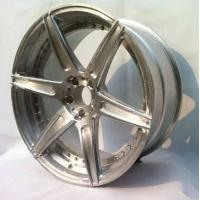 Buy cheap BBF12/6 spokes wheels/2 Piece Forged wheels for BMW X6/step lip/not finished/Adv1 design from wholesalers
