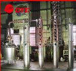 Buy cheap 100Gal Brandy Distillery Alcohol Distilling Equipment , Moonshine Stills Kits from wholesalers