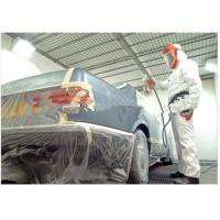 Eco-friendly 2K Acrylic Solid Automotive Spray Painting Topcoat Durable High Gloss