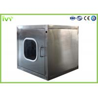 Wholesale 220V / 50Hz Rated Pass Through Box Preventing Secondary Pollution For Clean Room from china suppliers