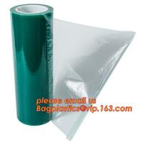 Buy cheap Clear Polythene PE Protective Stretch Film,PE Surface Protective Film For Aluminium Composite Panel,removable lens scree from wholesalers