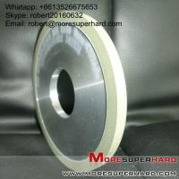 Buy cheap 1A1 Resin Bond Diamond Sharpening Wheel for Tungsten Carbide tools from wholesalers