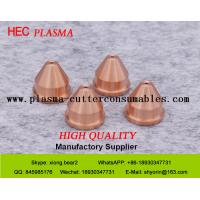 Buy cheap Plasma Retaining Cap 220818  PMX85 Consumables ROHS / SGS from wholesalers