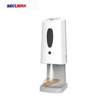 Buy cheap Disinfectant Spray 1300Ml Automatic Hand Soap Dispenser from wholesalers
