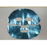 Nautral Plant Non Woven Facial Paper Mask Firming Fruit Fiber with SGS Approvals Manufactures