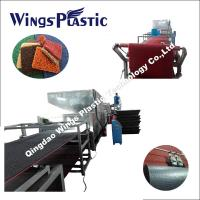 Buy cheap Plastic PVC Coil Car Mat Extrusion Machinery Manufacturing Factory from wholesalers