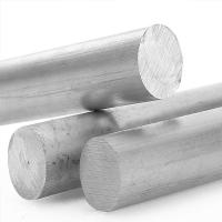 Buy cheap Polished Extruded Aluminum Rod / Aluminum Extrusion Bars Erosion Resistant from wholesalers