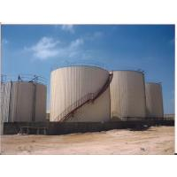 Buy cheap Big Volume Bitumen Storage Tank With Hot Oil Coils And Nature Gas Drive Boiler from wholesalers