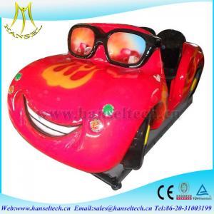 Hansel hot selling amusement park games coin operated children amusement kiddie rides machine Manufactures