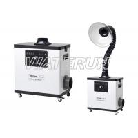 Wholesale High Efficiency Beauty Nail Salon Fume Extractor with External Tube , 220V from china suppliers