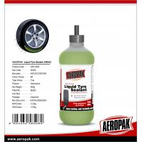 Buy cheap Aeropak Emergency Tire Puncture Repair Liquid Tire Sealant OEM for Car Care from wholesalers