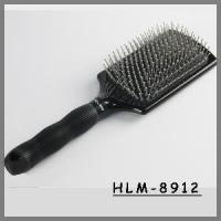 Buy cheap Paddle Plastic Hair Comb (HLM-8911) product