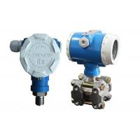 Buy cheap 0.075%FS HART Communication Smart Differential Pressure Sensor With 4-20ma Output from wholesalers