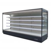 Buy cheap Ventilated Front Open Display Fridge With Adjustable Heavy Duty Shelving from wholesalers