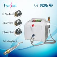 Buy cheap Lowest price! 2016 factory hot sale rf microneedle fractional machine for skin tightening from wholesalers