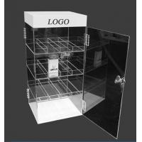 Buy cheap Premium Acrylic Counter Display Units , E Cigarette Plastic Display Unit from wholesalers