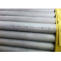 Buy cheap Low Carbon Ferritic Stainless Steel Tube Good Ductility Sensitisation Resistance from wholesalers