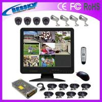 Buy cheap 8CH Security Camera Kit BE-8708V4ID4CD from wholesalers
