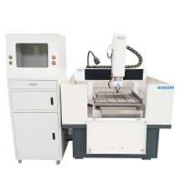 Buy cheap hot sale CNC Mold Router Machine for Aluminium/Copper/Iron metal engraving machine 3d cnc router from wholesalers