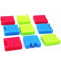 Buy cheap Colorful Plastic Mini Ice Blocks Small Gel Ice Packs SAP CMC Inside Liquild from wholesalers