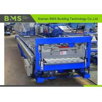 Buy cheap 235-350Mpa PPGI PPGL GI GL Sheet Wall Panel Forming Machine With Cr12Mov Cutting from wholesalers
