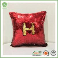 Buy cheap Glitzy Magical Color Changing Reversible Mermaid Sequin Pillow from wholesalers
