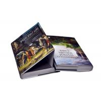 Buy cheap Professional Hardcover Book Printing Services / Hardback Cook Book Printing from wholesalers