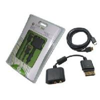 HDMI AV Cable + RCA Audio Adapter for xBox 360 (HYS-MX3075) Manufactures