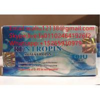 Buy cheap Legit Riptropin Bodybuilding Supplements Steroids 10 Vials / Kit For Women HGH Blue from wholesalers
