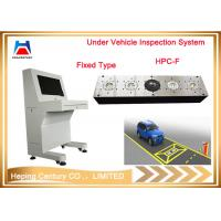 China High performance UVSSundervehicleinspectionsystemwith qualified camera on sale