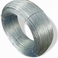 stainless steel galvanized iron wire,hot dipped/electroplate galvanized