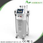 Buy cheap Best slimming cryo slim lipolysis machine fat freezing RF cavitation machine from wholesalers
