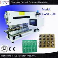 Wholesale PCB Separator Machine For Automotive Electronics Industry With Straight Blades from china suppliers
