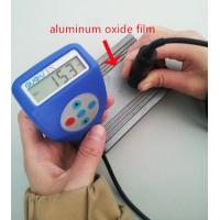 Buy cheap Portable guoou Easy to use powder coating thickness gauge stainless steel and Aluminum from wholesalers