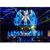 Buy cheap Advertising LED Video Wall Rental with 1/16 Scan / Constant Current Driving from wholesalers