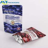 Buy cheap Customized Colorful Printing Snack Packaging Bags Laminated Material With Zipper from wholesalers
