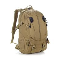 Buy cheap Unisex Army fans 40L Outdoor Backpack Schoolbag Computer Wear Nylon Waterproof Bag Leisure Sports Backpack from wholesalers