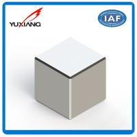 Buy cheap 10*10*10mm Powerful Neodymium Permanent Magnets N52 Eco Friendly Materials from wholesalers