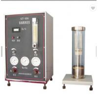 Buy cheap Oxygen Index Apparatus / Limiting Oxygen Index/ Limitation Oxygen Index Tester from wholesalers