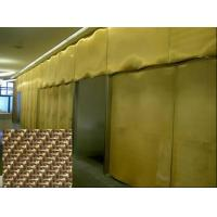 Buy cheap Brass Crimped Wire Mesh from wholesalers