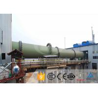 Buy cheap Yz3529 Rotary Kiln In Cement Plant 400 Tons High Capacity Low Speed Driven from wholesalers