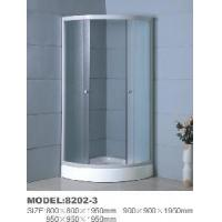 Buy cheap Translucent Shower Cabin, Shower Room, Shower Cubicle (8202-3) from wholesalers