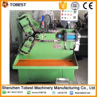 Buy cheap three axis thread rolling machine pipe threading machine from wholesalers