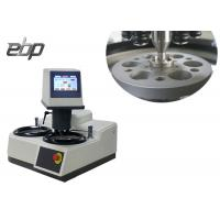 Buy cheap Pneumatic Automatic Metallographic Sample Polishing Machine Equipped With Sample Holder from wholesalers